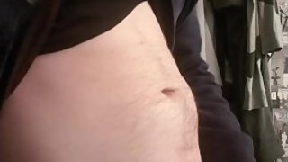 Teen Enema & Air Belly Inflation! - MattThom98