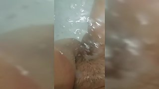 POV hot pussy in the shower SOLO - Llilit Kitty