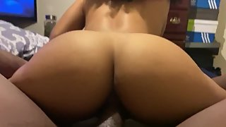 Quickie with my latina gf