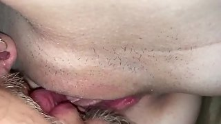Fresh 18 Gets Pussy Licked and Sucked On