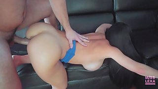 Cheating wife turns into a high-end escort at night - ANAL 4K