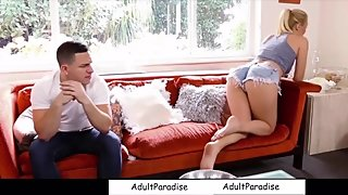 Step Sister Seduces Virgin Brother Jacob: Naughty Sis S3E11