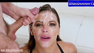 36 MINUTES OF CUM LOAD FACIAL COMPILATION QUICK CUT