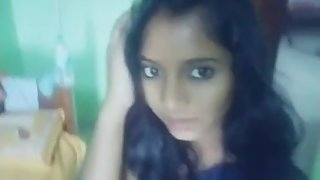 Indian teen girl show off pussy and asshole while singing