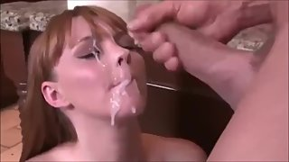HUGE LOAD FACIALS COMPILATION