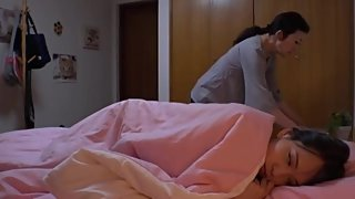 petite Japanese girl fucking her brother